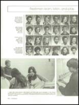 1975 Mann High School Yearbook Page 142 & 143
