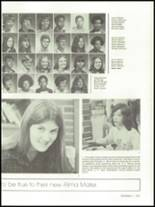 1975 Mann High School Yearbook Page 146 & 147