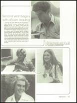 1975 Mann High School Yearbook Page 148 & 149