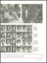 1975 Mann High School Yearbook Page 152 & 153