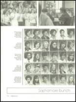 1975 Mann High School Yearbook Page 156 & 157