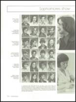 1975 Mann High School Yearbook Page 158 & 159