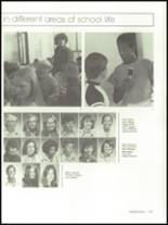 1975 Mann High School Yearbook Page 160 & 161