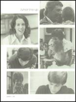 1975 Mann High School Yearbook Page 162 & 163