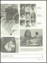 1975 Mann High School Yearbook Page 164 & 165