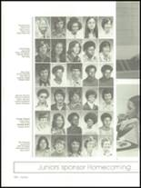 1975 Mann High School Yearbook Page 168 & 169
