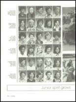 1975 Mann High School Yearbook Page 170 & 171