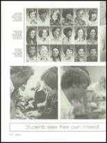1975 Mann High School Yearbook Page 176 & 177