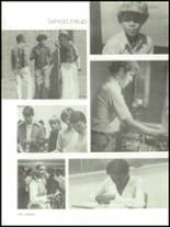 1975 Mann High School Yearbook Page 178 & 179