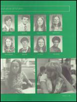 1975 Mann High School Yearbook Page 186 & 187
