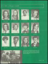 1975 Mann High School Yearbook Page 188 & 189