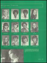 1975 Mann High School Yearbook Page 192 & 193