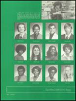 1975 Mann High School Yearbook Page 194 & 195