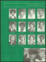 1975 Mann High School Yearbook Page 196 & 197