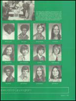 1975 Mann High School Yearbook Page 198 & 199