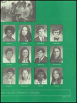1975 Mann High School Yearbook Page 200 & 201
