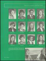 1975 Mann High School Yearbook Page 202 & 203