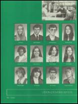 1975 Mann High School Yearbook Page 204 & 205