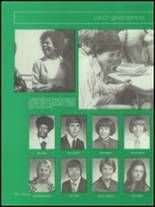 1975 Mann High School Yearbook Page 206 & 207