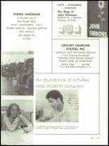 1975 Mann High School Yearbook Page 222 & 223