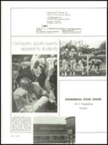 1975 Mann High School Yearbook Page 230 & 231