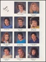1989 Commerce High School Yearbook Page 20 & 21