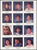 1989 Commerce High School Yearbook Page 22 & 23