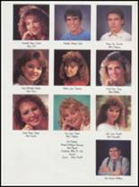 1989 Commerce High School Yearbook Page 24 & 25