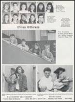 1989 Commerce High School Yearbook Page 26 & 27