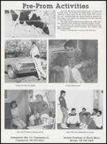 1989 Commerce High School Yearbook Page 28 & 29