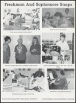 1989 Commerce High School Yearbook Page 32 & 33