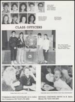 1989 Commerce High School Yearbook Page 34 & 35