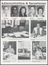 1989 Commerce High School Yearbook Page 36 & 37