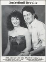 1989 Commerce High School Yearbook Page 44 & 45