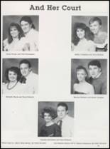 1989 Commerce High School Yearbook Page 46 & 47
