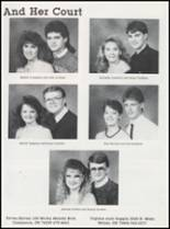 1989 Commerce High School Yearbook Page 48 & 49