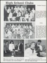 1989 Commerce High School Yearbook Page 52 & 53