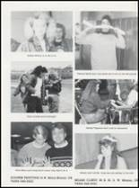 1989 Commerce High School Yearbook Page 56 & 57