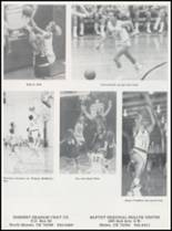 1989 Commerce High School Yearbook Page 60 & 61