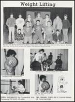1989 Commerce High School Yearbook Page 68 & 69