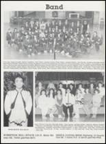 1989 Commerce High School Yearbook Page 74 & 75