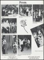 1989 Commerce High School Yearbook Page 80 & 81