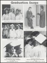1989 Commerce High School Yearbook Page 82 & 83