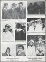 1989 Commerce High School Yearbook Page 84 & 85