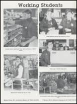 1989 Commerce High School Yearbook Page 86 & 87