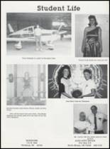1989 Commerce High School Yearbook Page 88 & 89