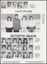 1989 Commerce High School Yearbook Page 90 & 91