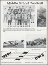 1989 Commerce High School Yearbook Page 96 & 97