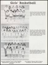 1989 Commerce High School Yearbook Page 98 & 99