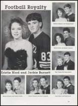 1989 Commerce High School Yearbook Page 102 & 103